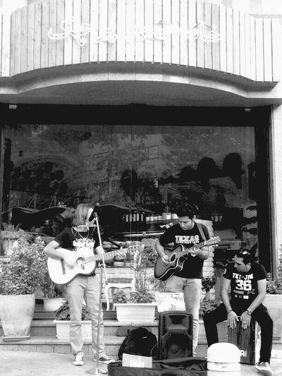 Street Live Music Talent Bnw Parchakcheesehouse Unique