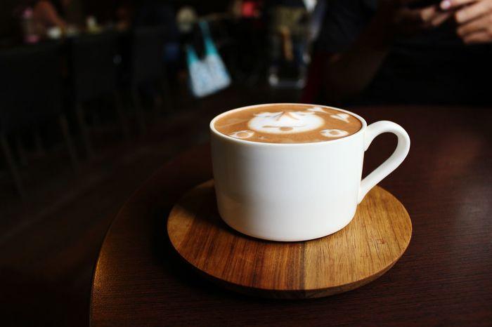 Coffee Cup Coffee - Drink Drink Food And Drink Table Indoors  Moca