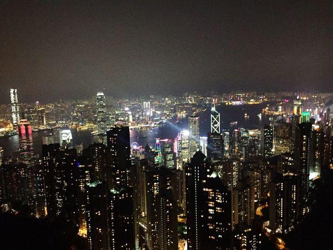 hongkong - peak tower