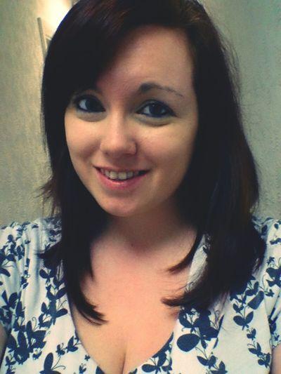 Love how long my hair is Selfie Happy That's Me Workselfie