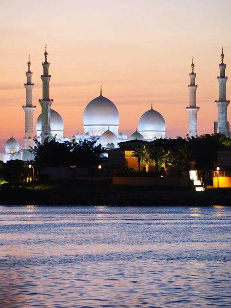 Mosque AbuDhabi UAE Mosque Uae,abudhabi Muslim❤️