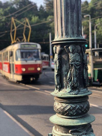 Tram Focus On