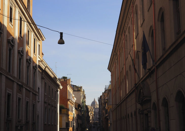 City Travel Destinations Architecture Sky Building Exterior Outdoors No People Day Rome Italy Rome Vatican Vaticano Italy