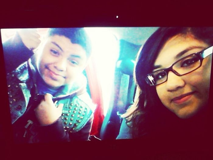 Chilling With My Cousin From Gorgia C: