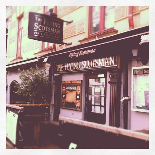 #gothenburg #göteburg #flyingscotsman #pub #irish Pub Gothenburg Irish Göteburg Flyingscotsman