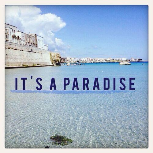 Life Is A Beach Puglia Italy Beautiful