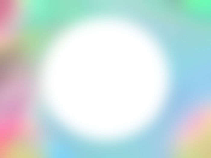 Defocused image of multi colored background
