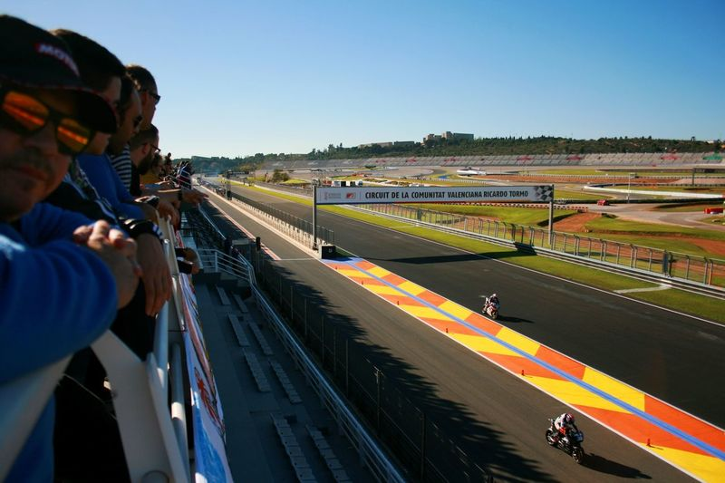 We are lucky to live close by the Circuit of Ricardo Tormo (Cheste, Valencia, Spain) where the last race of the season takes place. Circuit Ricardo Tormo MotoGP Competition Competitive Sport Motogp Motorsport Spectator Sport Sports Race Sports Track Track And Field Event Paint The Town Yellow