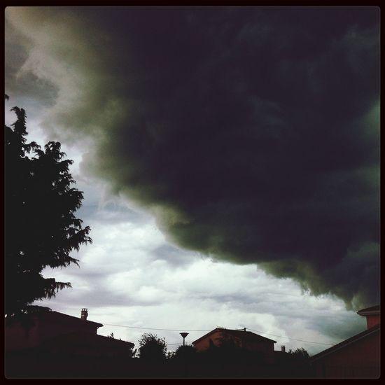 Bad cloud
