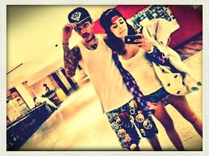 casal fora da lei ♥♡ awnt que pftos♥♡