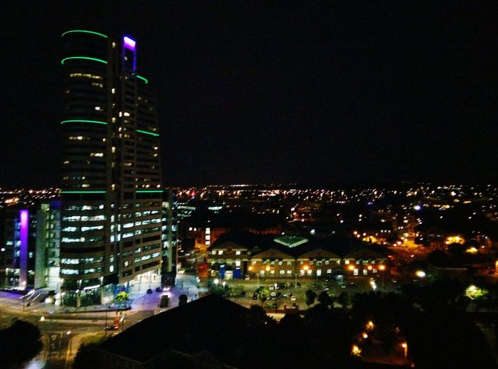 SkyBar View from Hilton Check This Out Enjoying Life First Eyeem Photo
