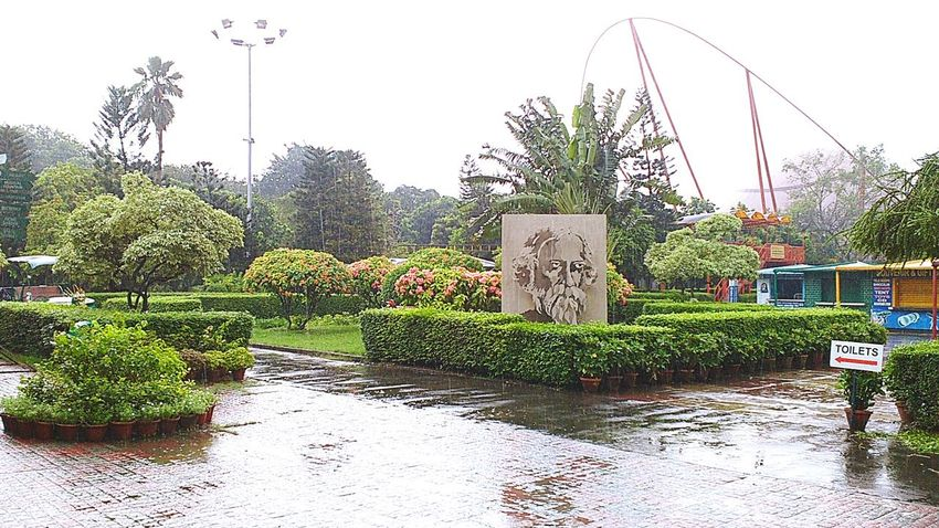 Science City Kolkata Plants Park - Man Made Space Ravindranath Tagore After The Rain Beautiful Creation Science City Kolkata Fresh On Eyeem  India West Bengal ASIA Finding New Frontiers