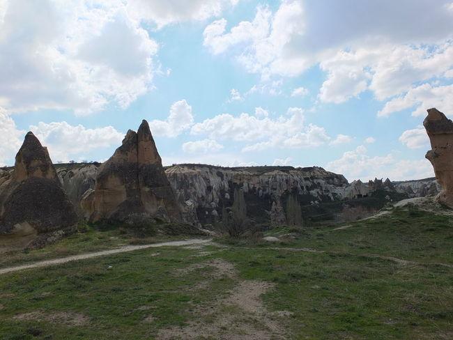 Goreme Open Air Museum Goreme Urgup Peri Bacalari Masal Sehri Doga Harikasi... Capadokia,Turkey Day Nature No People Outdoors EyeEmNewHere
