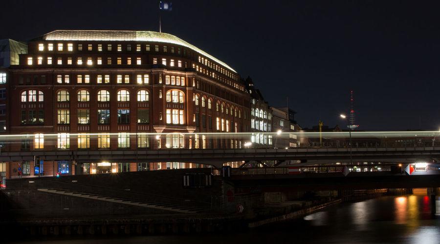 Nachtfotografie Hamburg Langzeitbelichtung✔