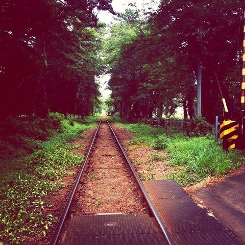 Japan Railway Railway Road