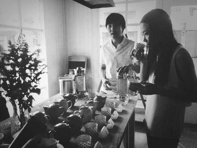 House warming tea tasting. ♡♡♡ Theteawarehouse Looseleaf Tea Lover