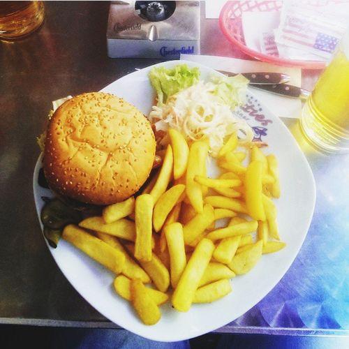 Berlin Foodporn Sixties Diner Burger
