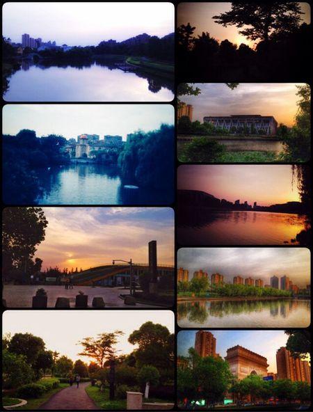 欢迎来到美丽的江南城市!Welcome to the beautiful city of South China! 嘉兴 Enjoying Life Jiaxing Lake City Hello World Garden Beautiful Scenery 嘉兴