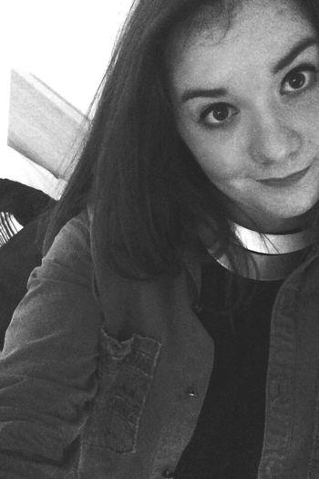 Selfie Blackandwhite