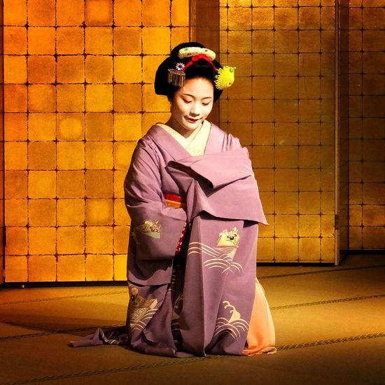 舞妓はん Maiko Apprentice Geisha Kyoto Culture