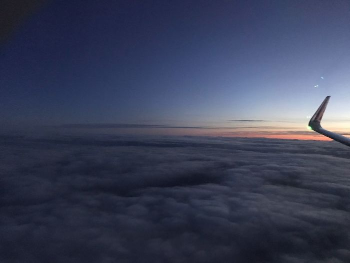 Winglet Sky Sea