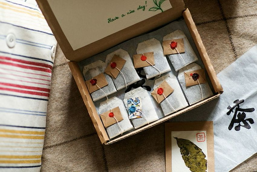 Tea Morning TeaBox