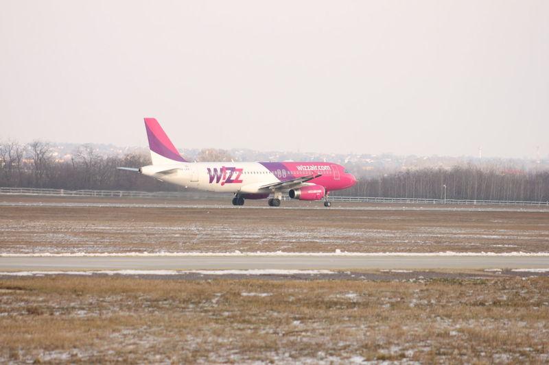 Aircrat Plane Wizzair
