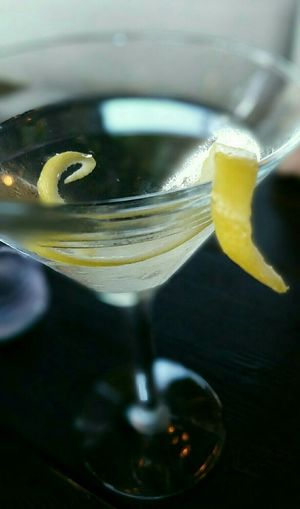 Vesper Drinks! Eye4photography  EyeEm Best Shots Libation Taking Pictures Yellow Martini Lunchdate Gustav's Keizer OR.