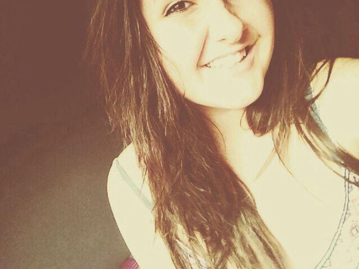 Selfie Love Brune Smile follow me ????