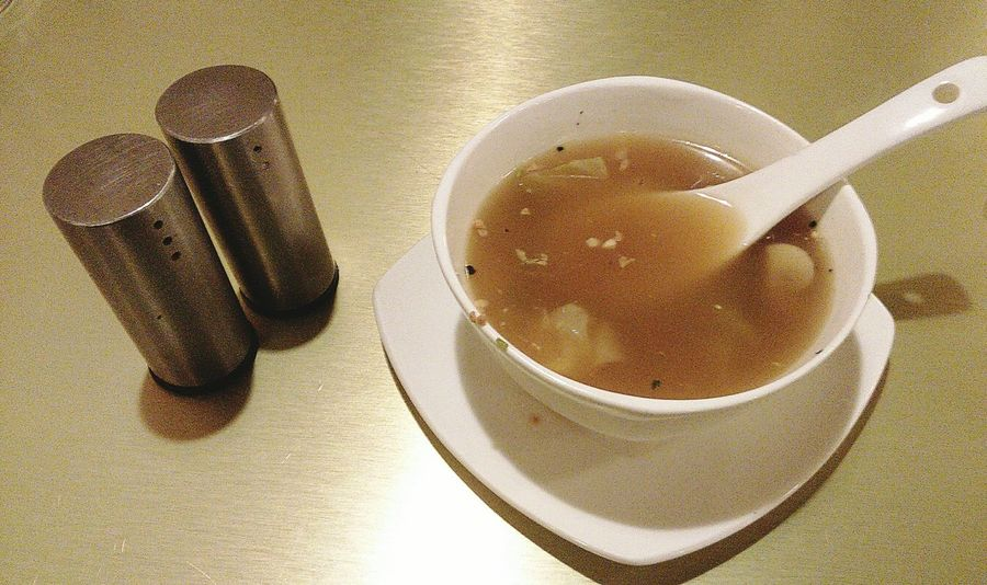 Soup time !! Hving A Soup Soup Chicken Soup Lemon Pepper Chicken Foodie Food Food Photography Nice Day Hanging Out