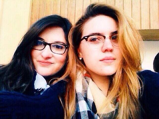 Selfie Selfportrait Self Portrait Today's Hot Look That's Me Blondeandbrunette Friends Friends ❤