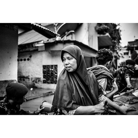 EyeEm Indonesia Black And White Portrait Black & White Portrait Humaninterest Photography People Photography People