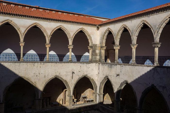 The convent of Christ (Convento de Christo) Tomar Portugal Convent Of Christ Convento De Cristo Portugal The Convent Of Christ Tomar, Portugal Travel Tomar