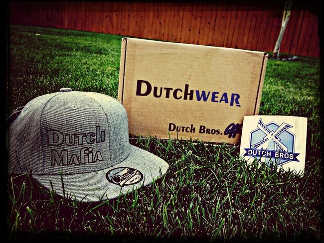 Dutch Bros. Snapback hat