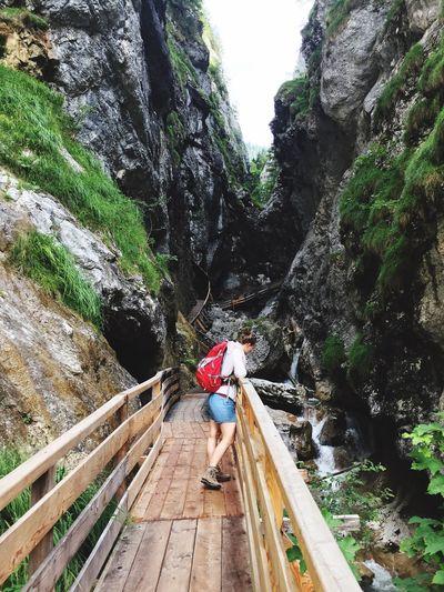In Styria Austria hiking