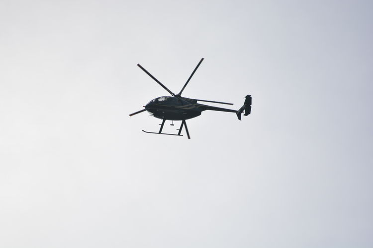 Helicopter Fly