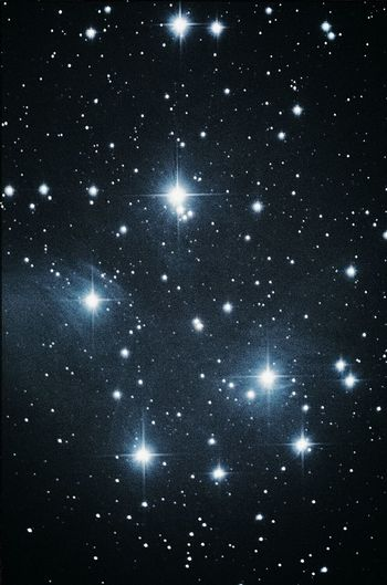 Pleiades Star