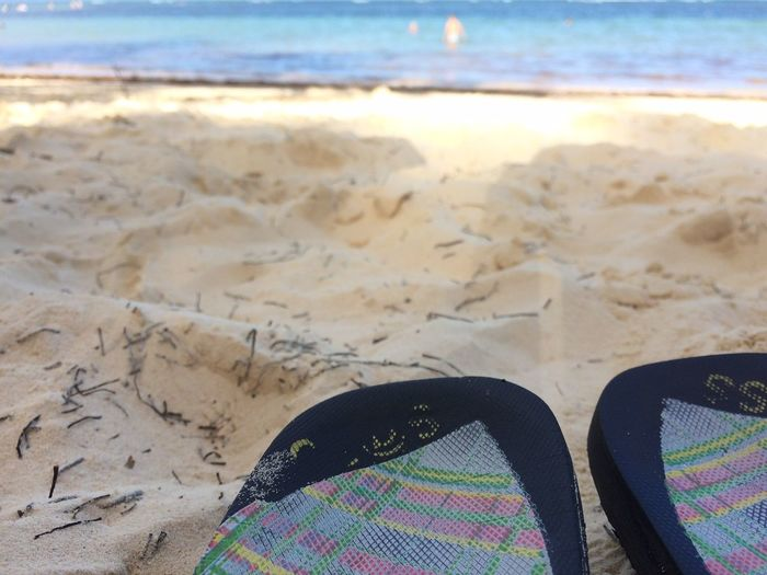 Flip flop heaven... Holiday Life Is A Beach