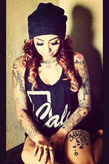Her Tattoos 