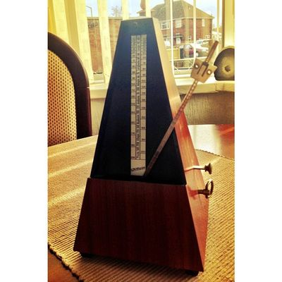 Squaready Metronome Photo365 Photooftheday K8marieuk Music Rhythm Tune Timing Nottinghamshire Warsop Igers IGDaily Instagrammers Instapic Instadaily
