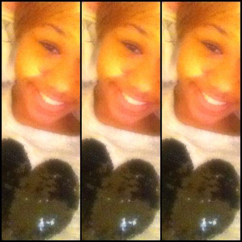 I smile because I deserve to ( :