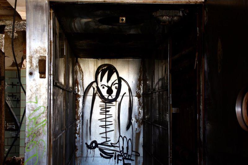 Fleischfabrik Berlin Graffiti Light And Shadows EyeEm Best Shots