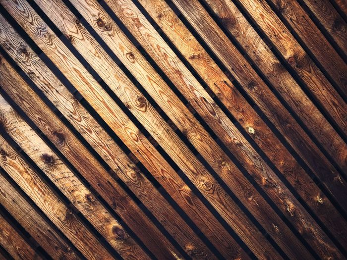 Wood - Material Backgrounds Pattern Full Frame Plank No People Textured  Close-up Outdoors Architecture Wood Grain Day Nature Design Project Nature Thermowood