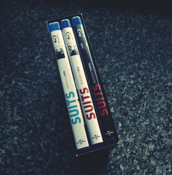 Next Up Suits  Serie