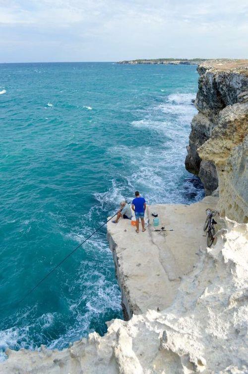Salento Pescatori Sea Scogliera