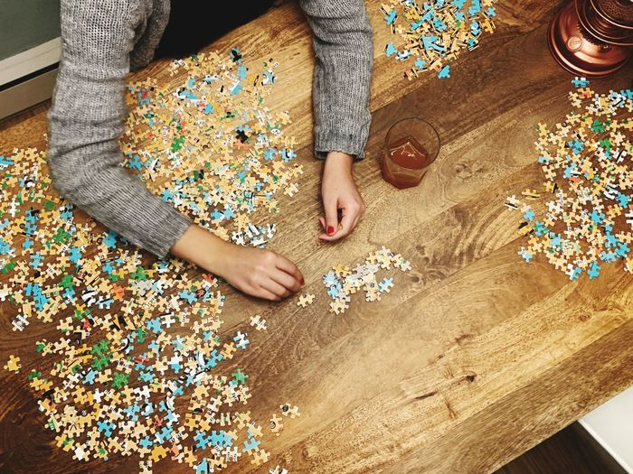 Puzzling High