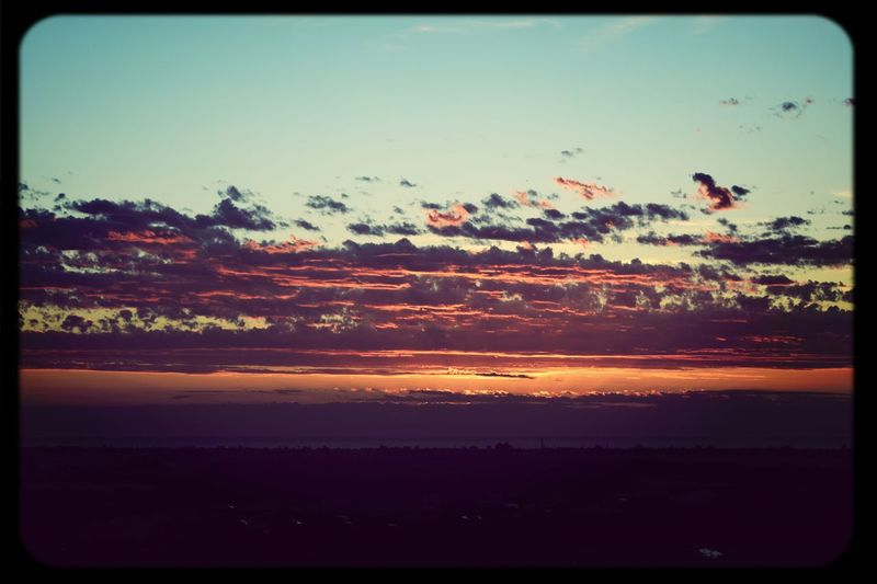 Sunset Huntfieldheights