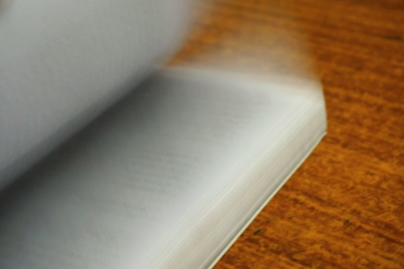 The last moment preparation before an examination. The pages go flying. Capturing Motion Indoors  Close-up No People Horizontal Books ♥ Pages Of A Book Fluttering Through The Pages Exam Preperation Student Life Education Day
