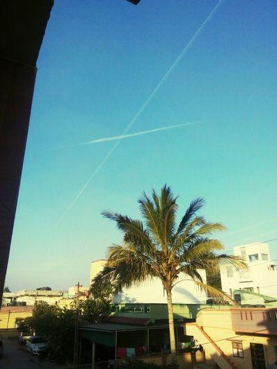 Art in Sky Sky Art Rokets First Eyeem Photo