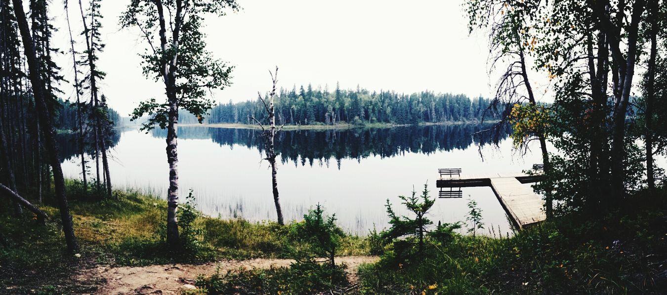 Fishin Blue Lake